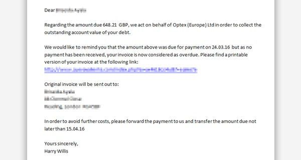 Alert: Fake debt collection and council tax emails | Action Fraud