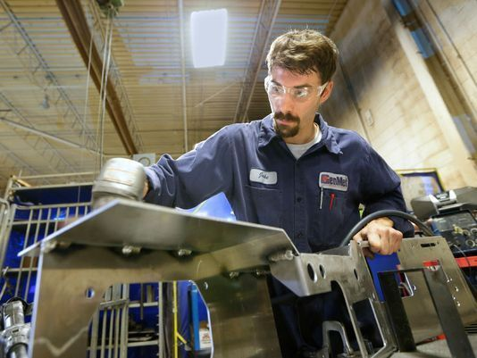 Welder-fabricator program launched at WCTC