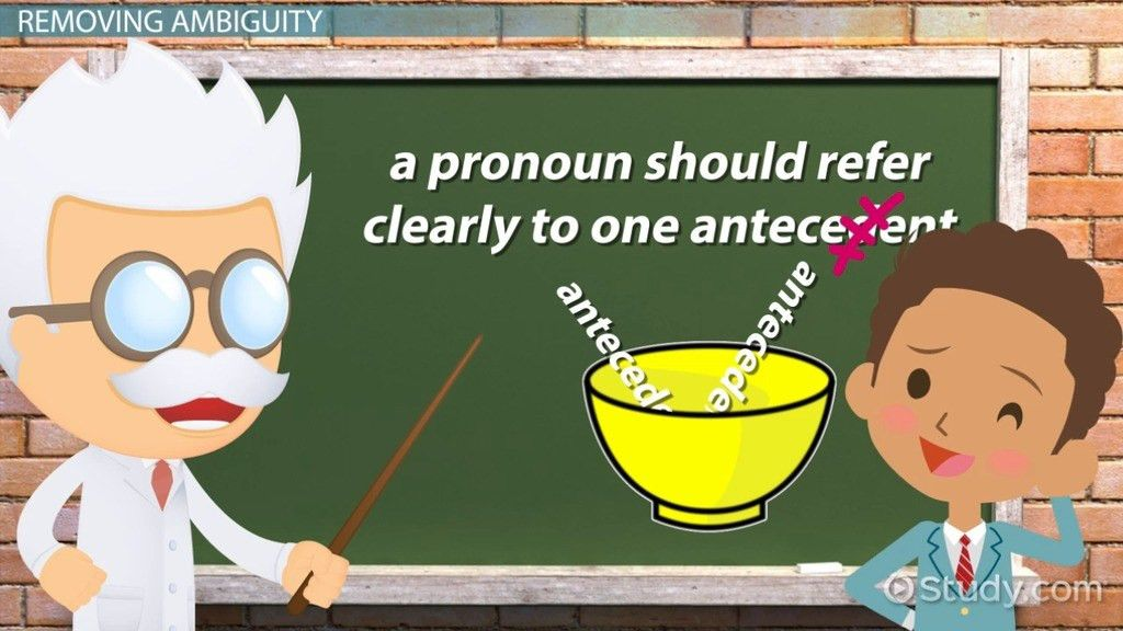Dangling Modifier: Definition & Examples - Video & Lesson ...