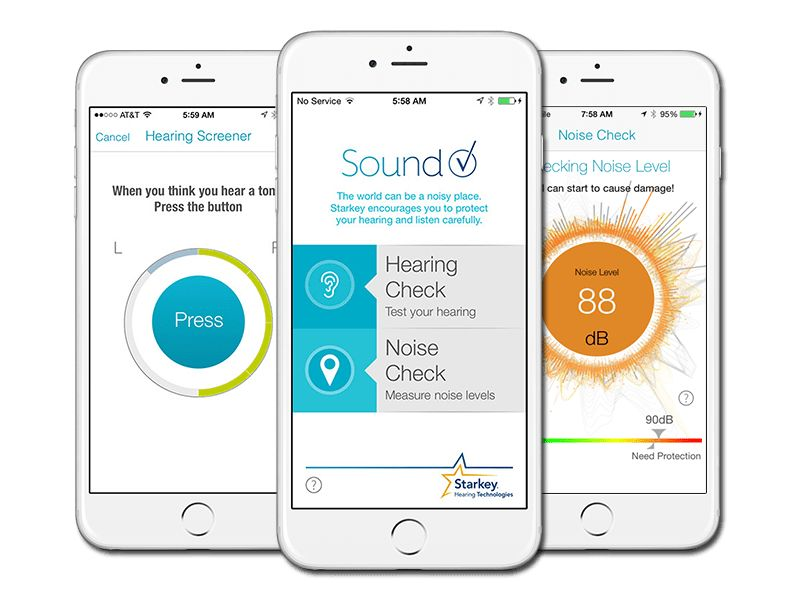 Hearing Aid Apps – Hearing Test and Hearing Control Apps