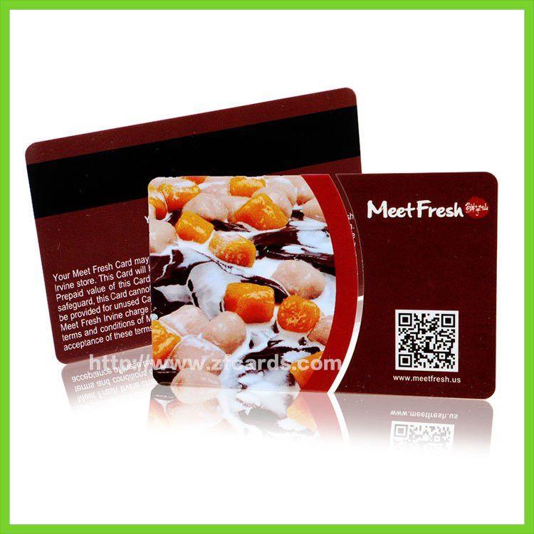 Custom Loyalty Member Card from china Membership Card factory ...