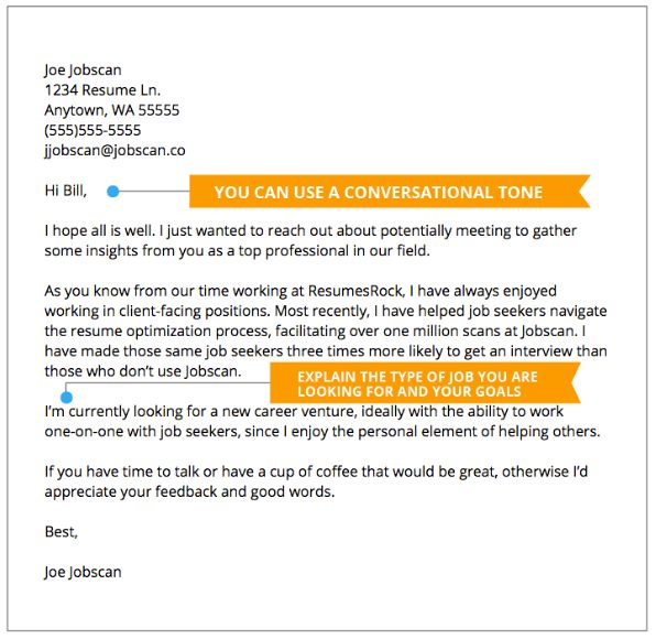 cover letter template. networking cover letter example. telesales ...