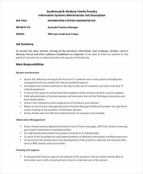 System Administrator Resume Sample and Tips