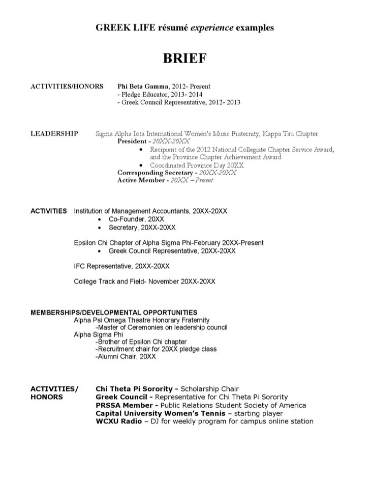 sweet design examples of resume summary 15 resume example. border ...