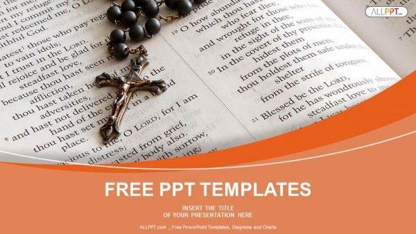 Free Religion Powerpoint Templates Design