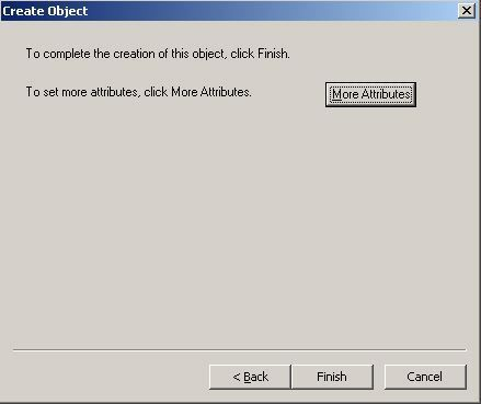 Configuring ADAM as a SiteMinder Policy Store — CoreBlox