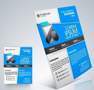 Free business flyer template free vector download (22,265 Free ...