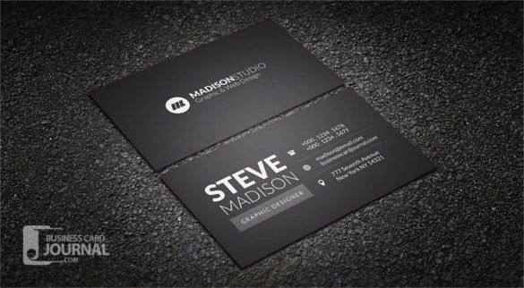 28+ Free Business Cards Free Download | Free & Premium Templates