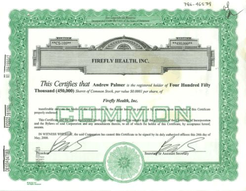 Did The Lawyer Lose Your Stock Certificate? |