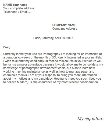 15 examples of cover letter template - RESUMEDOC