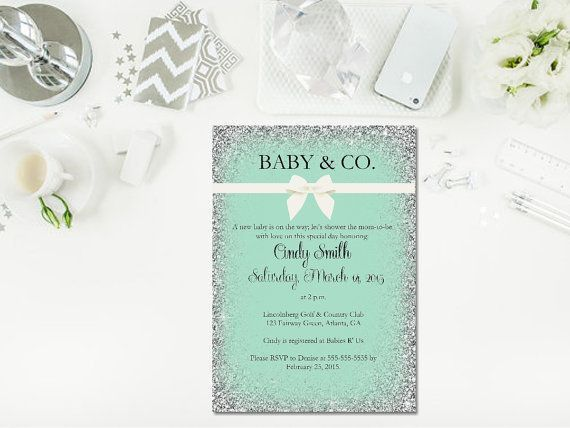 233 best Printable Baby Shower Invitations + Ideas images on ...