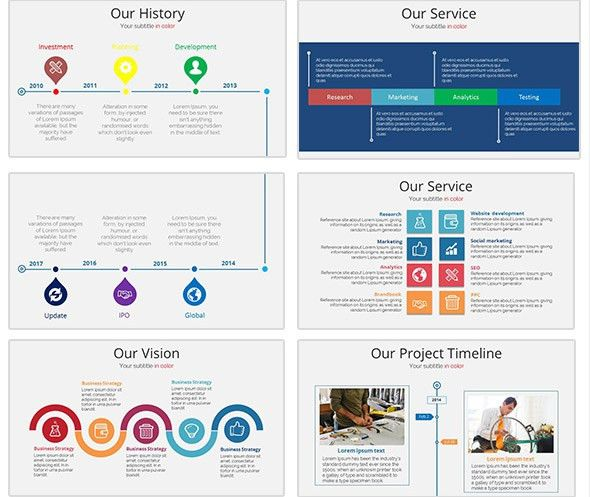 19 Nice Powerpoint Presentation Templates For Product Promotion ...