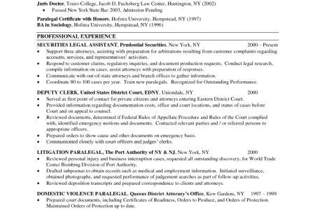 Corporate Associate Resume Sample - Reentrycorps