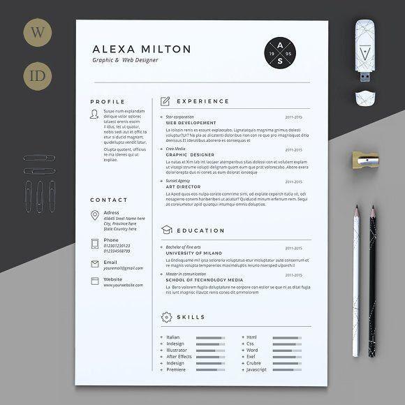 7 best Resume images on Pinterest | Cv design, Modern resume ...