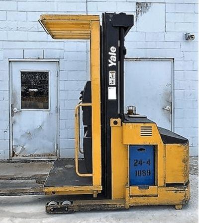 Yale 3000lb Order Picker Used Forklift For Sale
