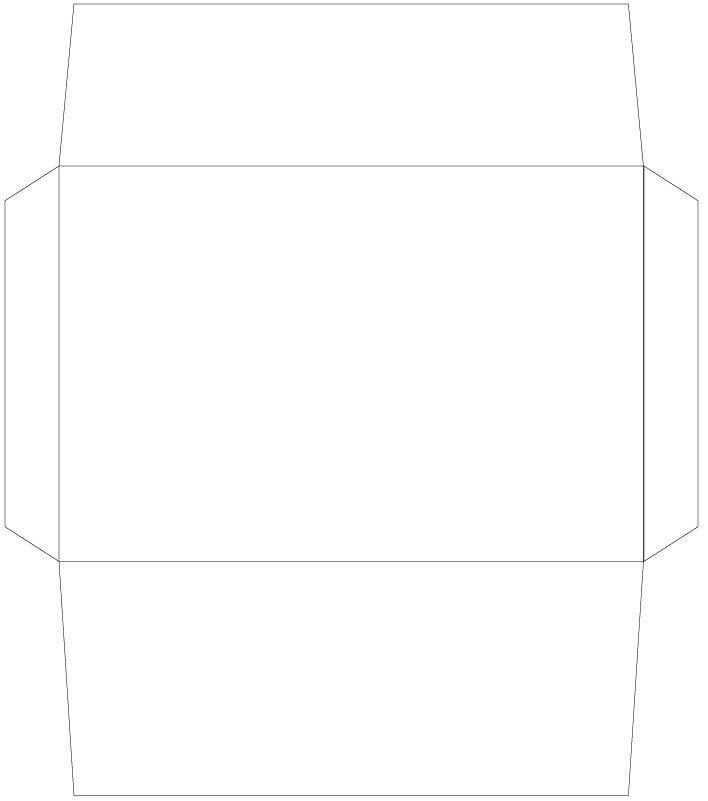 Precise Continental Templates - A Size Envelope Dielines - Precise ...