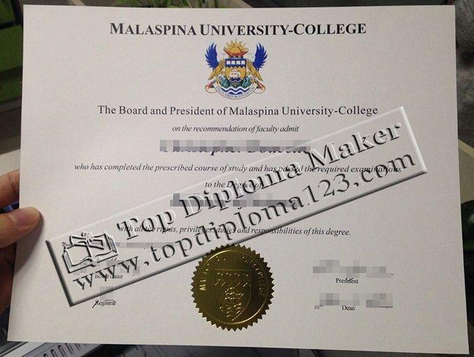 Malaspina university-college diploma, Malaspina university-college ...