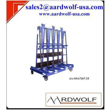 AARDWOLF BI-LEVEL A-FRAME - Moving stone glass marble granite ...