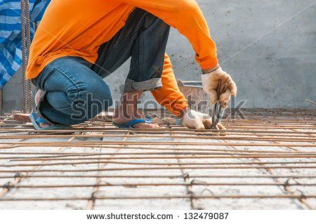 Worker Rebar Tying Stock Images, Royalty-Free Images & Vectors ...