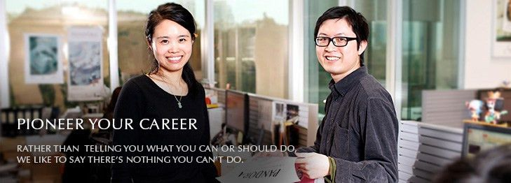 Careers | Pandora group