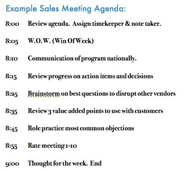 Northbound 7 Steps to Avoid Boring Sales Meetings - Northbound