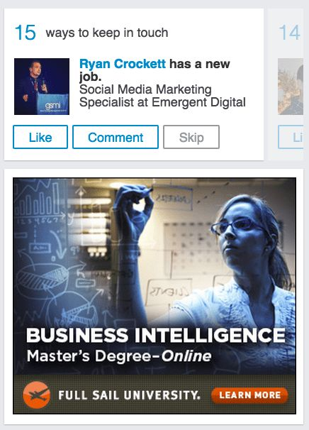 Using LinkedIn Ads to Drive Webinar Signups | Stealth Seminar