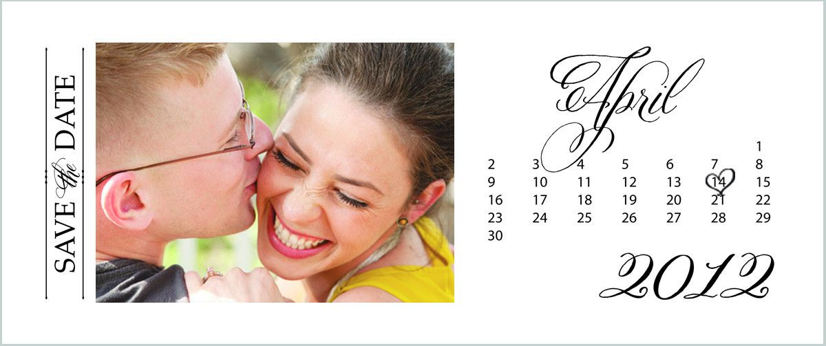 Free Save The Date Template | Weddings by VIP Travel Discounts