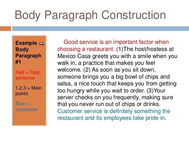 Basic five paragraph essay 6-14