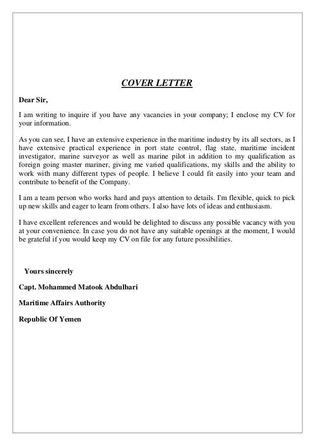 Download Cv Cover Letters | haadyaooverbayresort.com