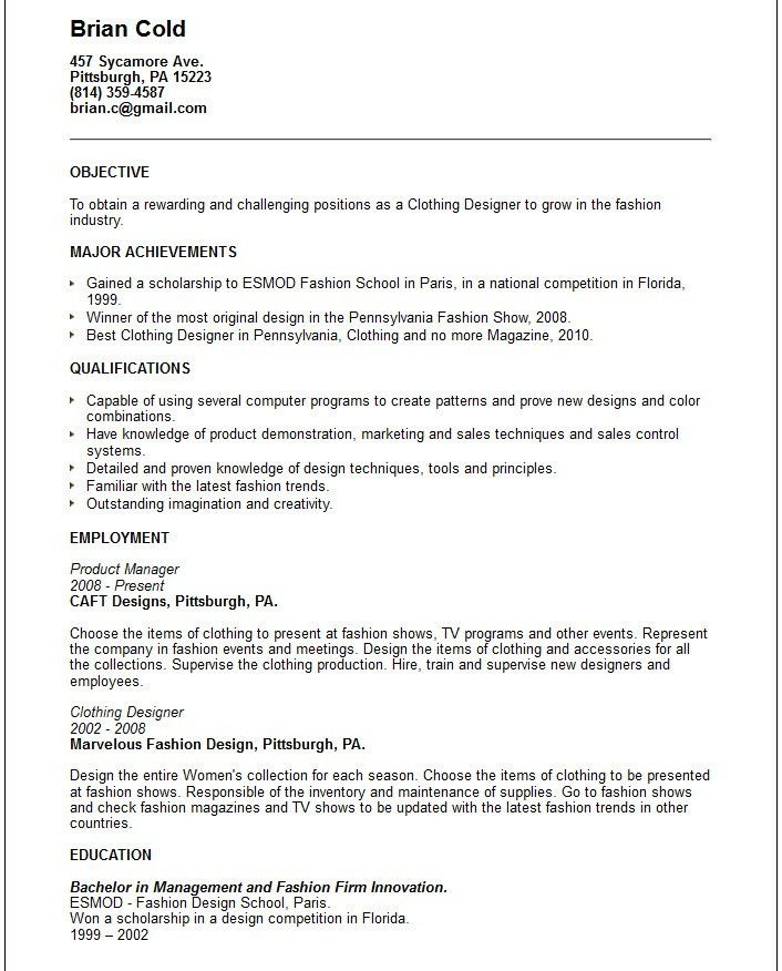 resume template feminine resume and free cover letter template ...