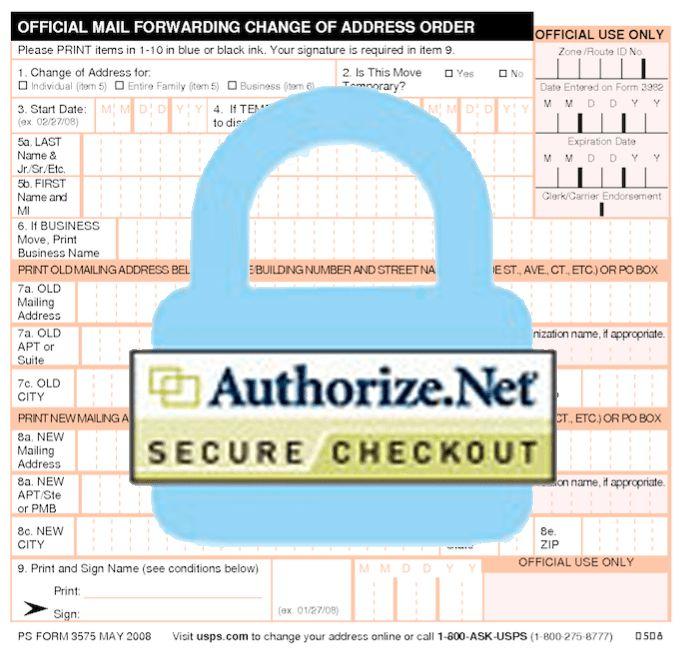 USPS Change of Address Online - Postal Service Change Mailing Address