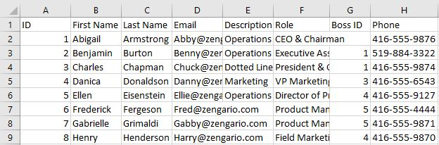 Tips for Importing an Excel CSV File – Organimi Help Center