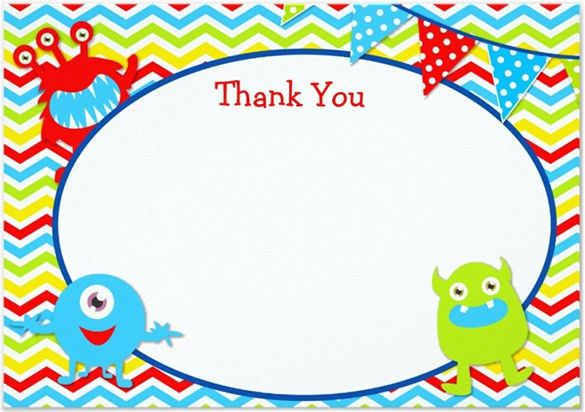 Thank You Notes – 35+ Free Printable Word, Excel, PSD, EPS Format ...