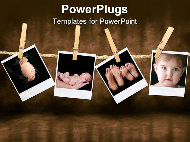Powerpoint Photo Album Template | Templates Ideas