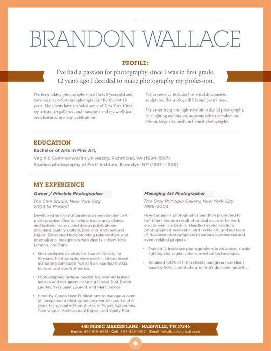 24 best CREATIVE RESUMES images on Pinterest | Resume ideas, Cv ...