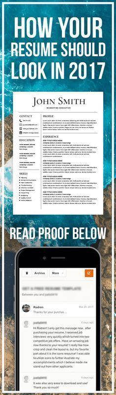 Best 25+ Resume templates word ideas on Pinterest | Cover letter ...