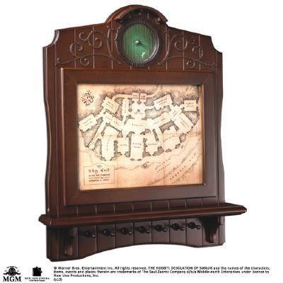 Hobbit Bag End Key Holder for Wall | Letter & Key Rack
