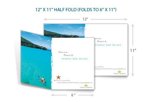 Standard Postcard Size Printing & Guide | UPrinting.com