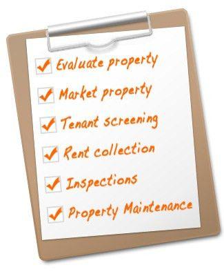 Property Management Services - A Complete List