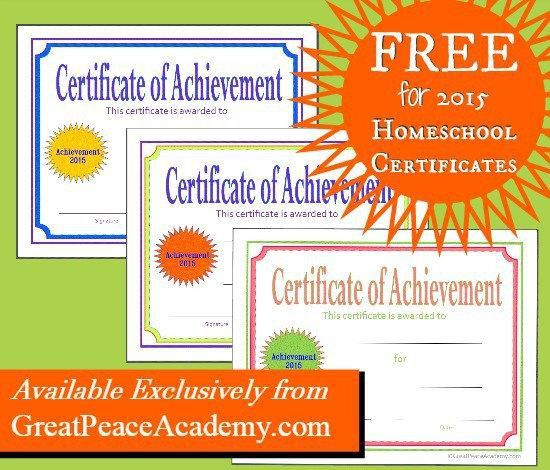 The 25+ best Printable certificates ideas on Pinterest | Free ...