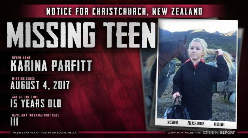 Missing Persons Archives • New Zealand Missing Report