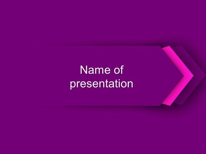 Free Microsoft PowerPoint Templates | Download free Purple ...
