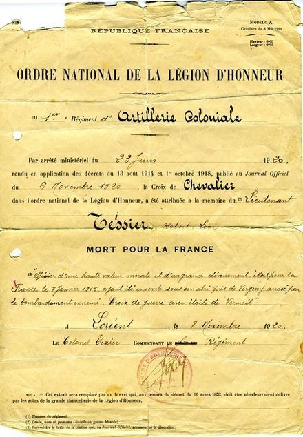 Legion of Honour - Wikiwand