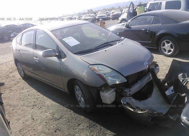 JTDKN3DU3A5149919, Bill Of Sale black Toyota Prius at TUKWILA, WA ...