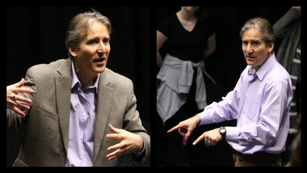 Thoughts on Actor Training in the U.S. and Abroad - Peter Zazzali ...