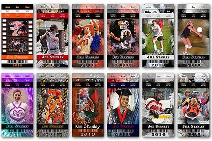 Templates Unlimited by ArtisticAction.com football templates ready ...
