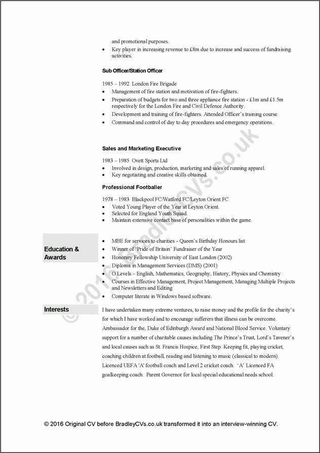 Cvs Resume Paper #15904