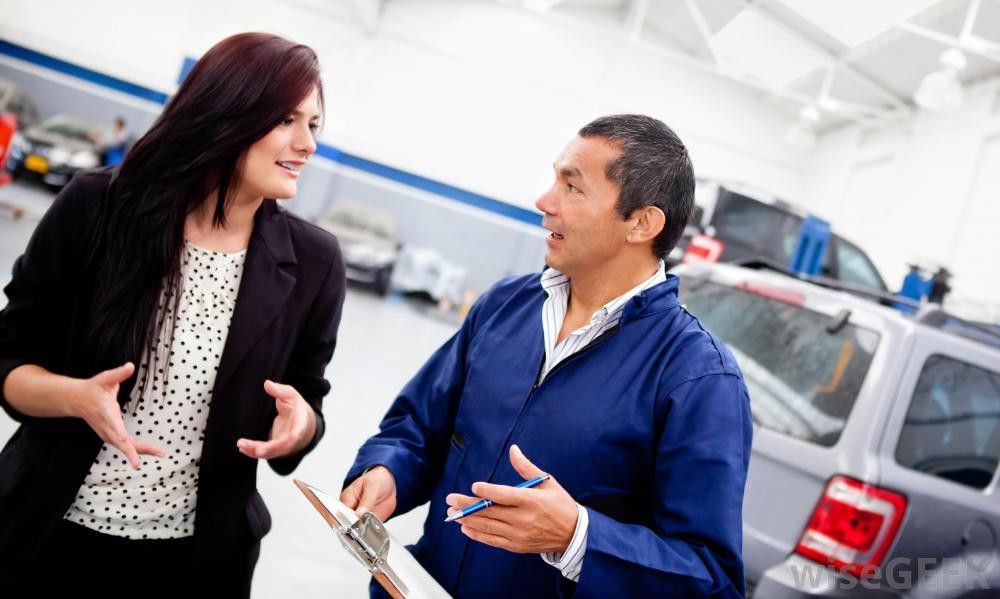 What Does an Automotive Service Advisor Do? (with pictures)