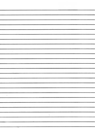 Best Photos of Free Printable Lined Filler Paper - Printable ...
