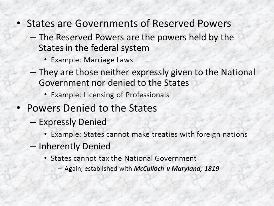 Federalism Chapter ppt video online download